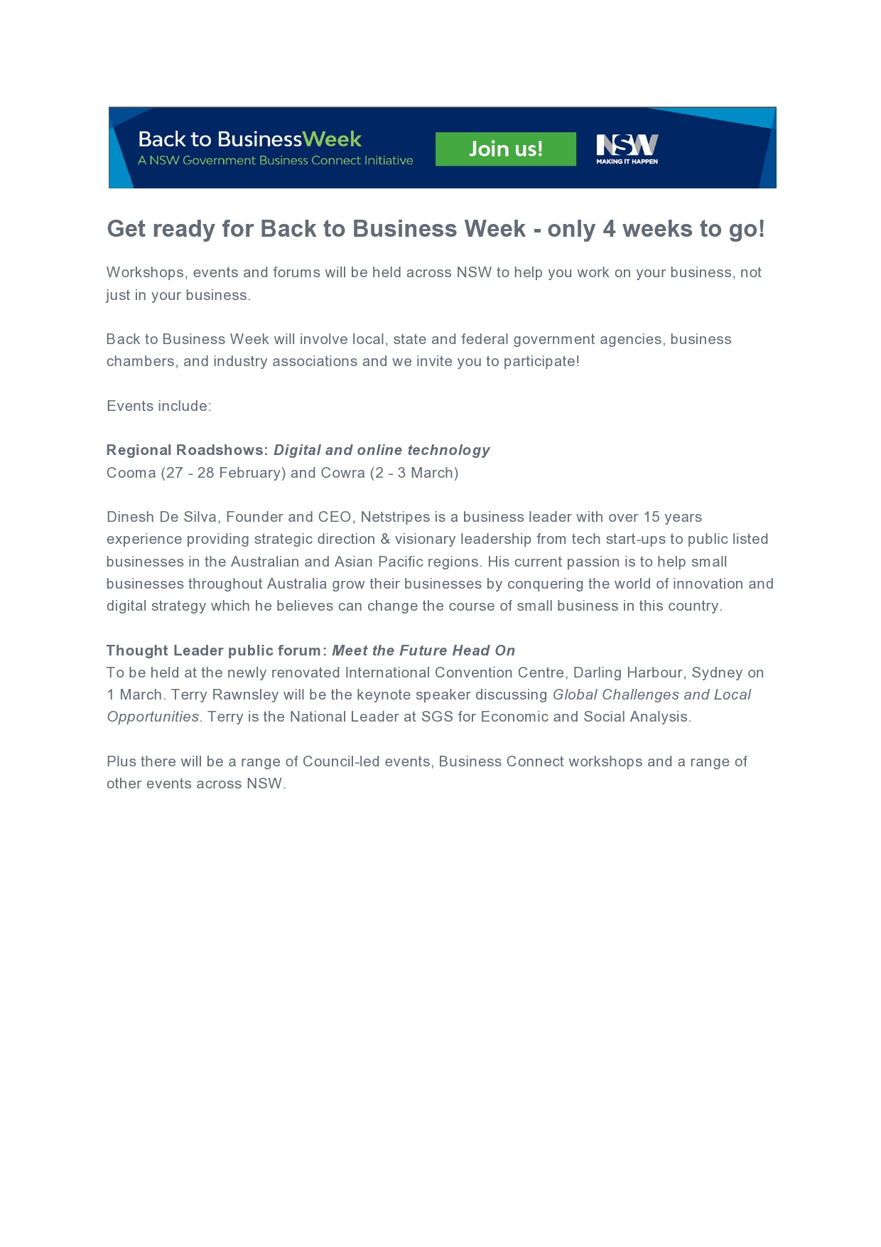 Get ready for Back to Business Week-page0001